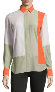 Céline Top Orange,pink,green