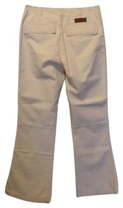 Abercrombie & Fitch Boot Cut Pants Khaki