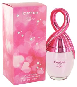 bebe Bebe BEBE LOVE Womens Perfume 3.4 oz 100 ml Eau De Parfum Spray