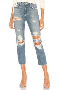 Hailey Logan Boot Cut Jeans-Distressed