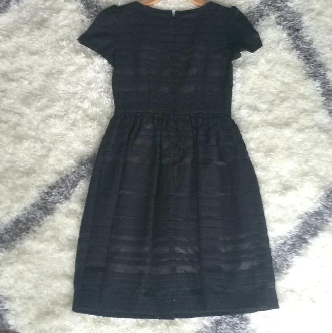 Ann Taylor LOFT Party A-line Striped Date Night Night Out Dress Image 2