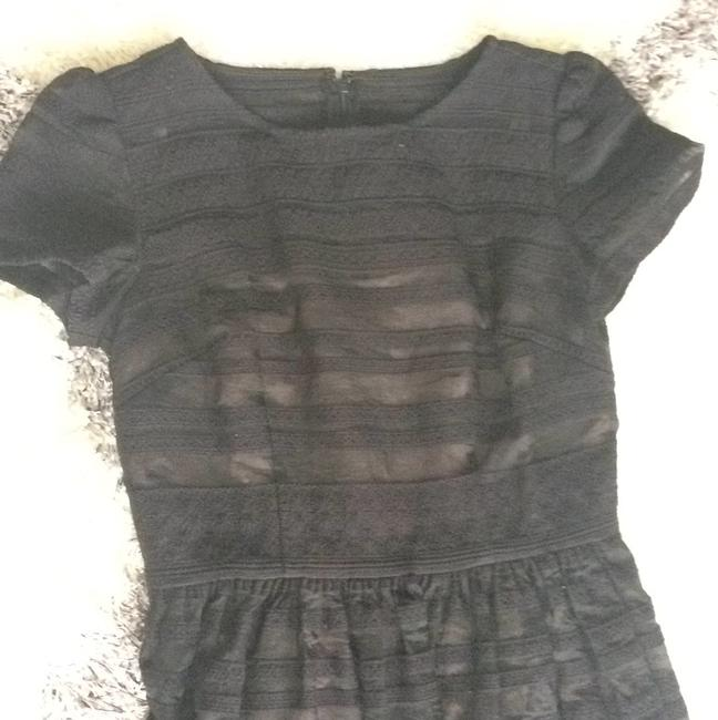Ann Taylor LOFT Party A-line Striped Date Night Night Out Dress Image 9