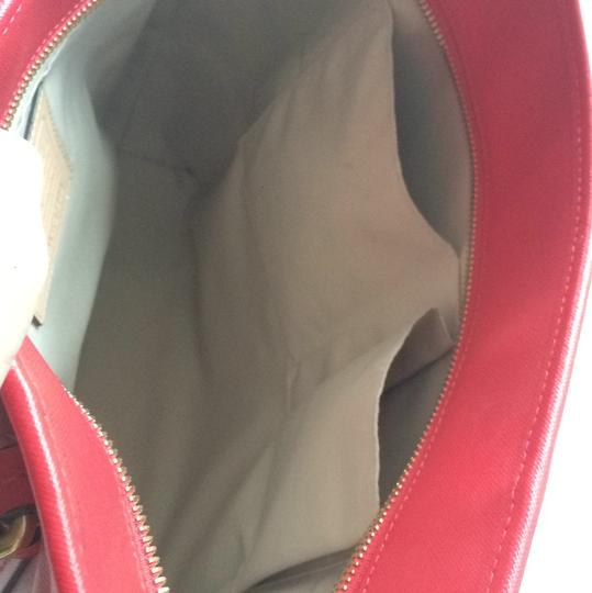 Coach Spring Summer Casual Tote in Red Image 11