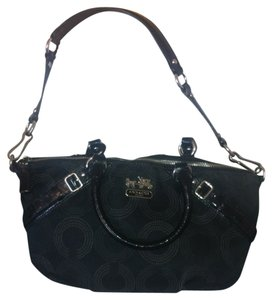Coach Madison Opt Art Sophia Convertible Shoulder Bag