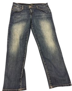 JOE'S Boyfriend Cut Jeans-Distressed