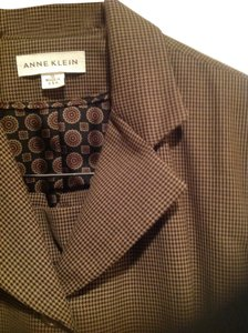 Anne Klein Downton Abbey style belted pantsuit. Fully lined jacket.