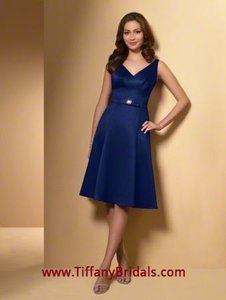 Alfred Angelo NAVY 7008 Dress