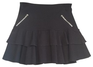 Guess Mini Skirt Blac