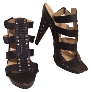 Rachel Roy Signature Blac Platforms
