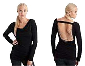 Guess By Marciano #guessbymarciano #blacktop #sexytop #longsleevetop Top Black