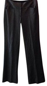 Express Wide Leg Pants Black, white and brown