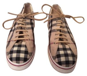 Burberry Signature Plaid Flats