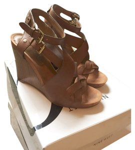Nine West Natural Sandals