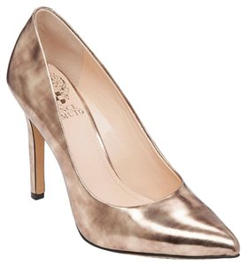 Vince Camuto Bronze Pumps