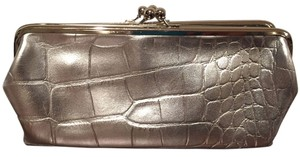 Halogen Leather Wallet/Clutch