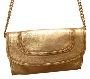 Michael Kors New Condition Gold Clutch