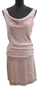 Diane von Furstenberg short dress Blush / Mauve Pink Dvf Silk Size 4 on Tradesy
