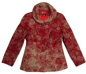 Taoyumei Red/gold Jacket