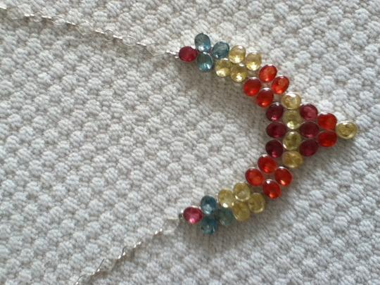 Other Glass stone necklace Image 2