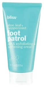 Bliss Bliss Foot Patrol Cream