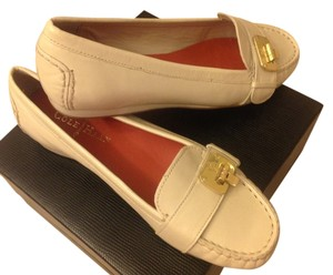 Cole Haan Brand New Size 6 Leather Bone Flats
