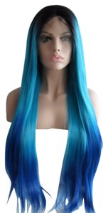 Other Beautiful Bluish Bauty Lace Front Wig 22-26 inches!!