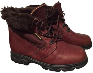 Blondo Leather Winter Snow Leather Snow Brown Boots