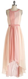 Pink Maxi Dress by Modcloth
