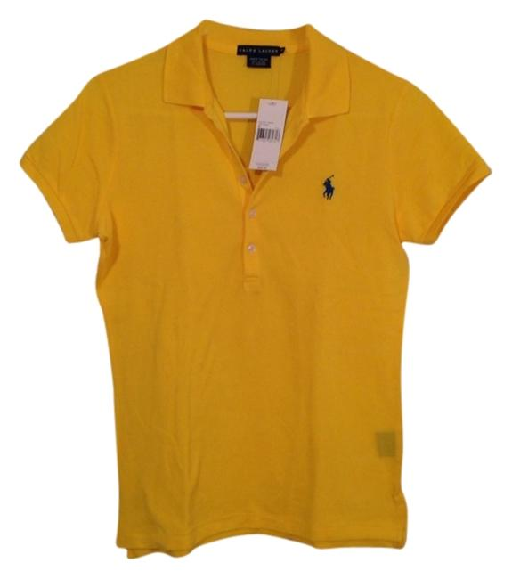Preload https://item4.tradesy.com/images/ralph-lauren-yellow-pg5013-blouse-size-8-m-1085078-0-0.jpg?width=400&height=650