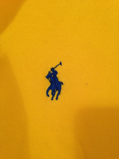 Ralph Lauren Polo Rl Sporty Chic Cool Preppy Summer Spring Trend Top Yellow Image 2