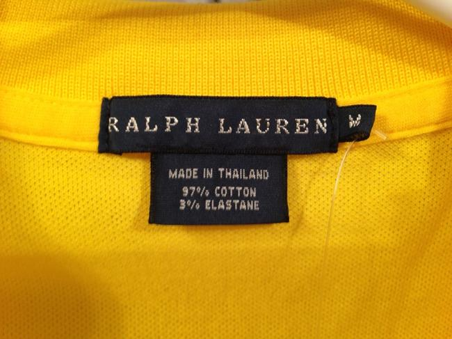 Ralph Lauren Polo Rl Sporty Chic Cool Preppy Summer Spring Trend Top Yellow Image 4