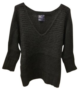 American Eagle Outfitters Shaker Knit V-neck Sweater