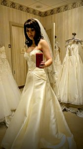 Anne Barge Cameron (la Fleur By Anne Barge) Wedding Dress