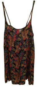 H&M short dress Multi Tiger Animal Print Print Spaghetti Strap on Tradesy