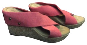Merona Coral (Pink Peach) Wedges