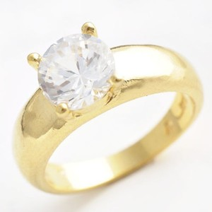 1ct Classic Engagemet Ring Free Shipping
