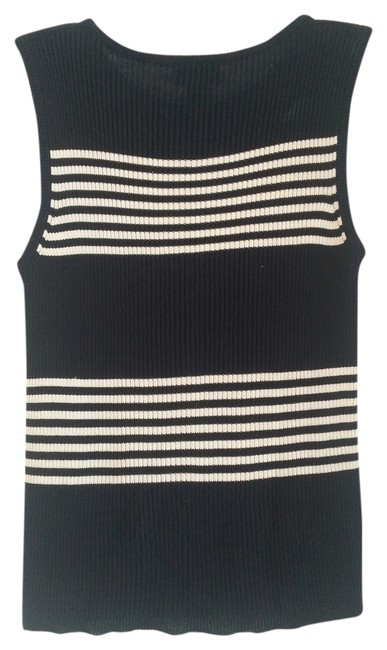 Preload https://img-static.tradesy.com/item/1085329/navy-and-cream-tank-topcami-size-6-s-0-0-650-650.jpg