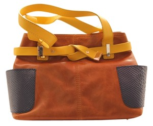 Ted Baker Tote in Dark tan
