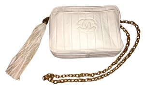 Chanel Leather Vintage Shoulder Bag