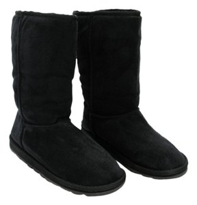 Shiekh Size 8.50 M Very Good Condition Black Boots