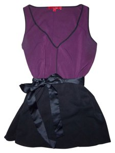 Narciso Rodriguez Top Purple
