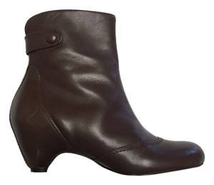 Ciao Bella Ankle Chocolate Boots