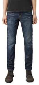 AllSaints Men Mens Men's Relaxed Fit Jeans-Distressed