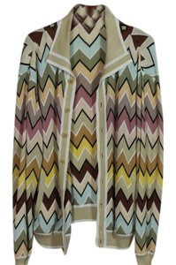 Missoni Flamestitch Oversize Cardigan