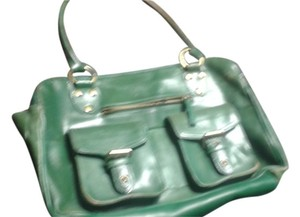 Paradox Tote in green