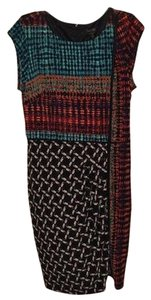 Laundry by Shelli Segal Multi-color Dress