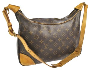 Louis Vuitton Boulogne 30 Handbag Cross Body Bag