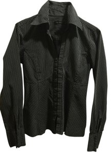 The Limited Essential Smart Casual Button Down Shirt Black