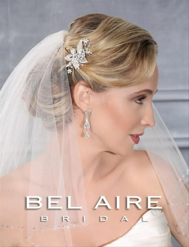 Bel aire bridal hair clip bridal jewelry accessories for Bel aire bridal jewelry