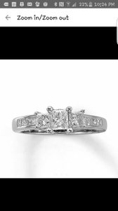 Kay Diamond Engagement Ring Valentines Day